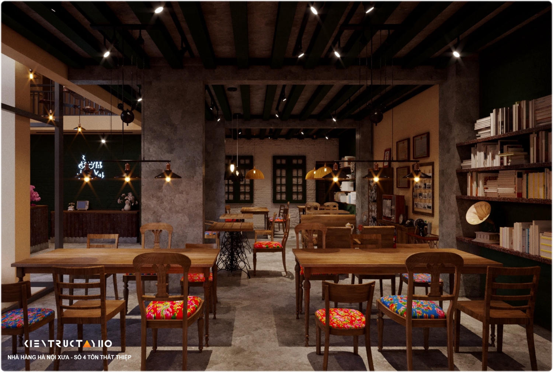 thiet-ke-nha-hang-phong-cach-bao-cap-Old-Hanoi-Restautant (4)